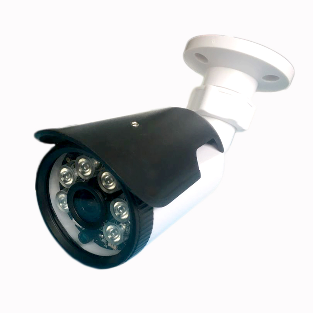 YiiSPO AHDcamer a 720P 1080P bullet outdoor waterproof infarad wide angle 3 6mm 6mm HD CCTV camera in Surveillance Cameras from Security Protection