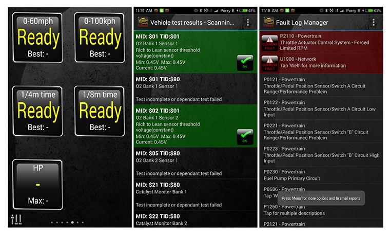 FOXWELL FW601 Universal OBD2 WIFI ELM327 V 1 5 Scanner for iPhone IOS Auto  OBDII Scan Tool OBD 2 ODB II ELM 327 V1 5 WI-FI ODB2