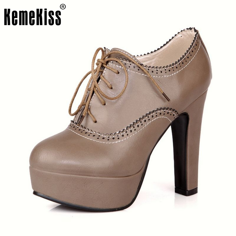 women stiletto high heel shoes sexy lady platform spring fashion heeled pumps heels shoes plus big size 34-47 P16740