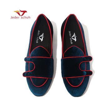 Jeder Schuh Double Monk mens shoes casual luxury designer social driving brand adult fashion dress moccasins men loafers