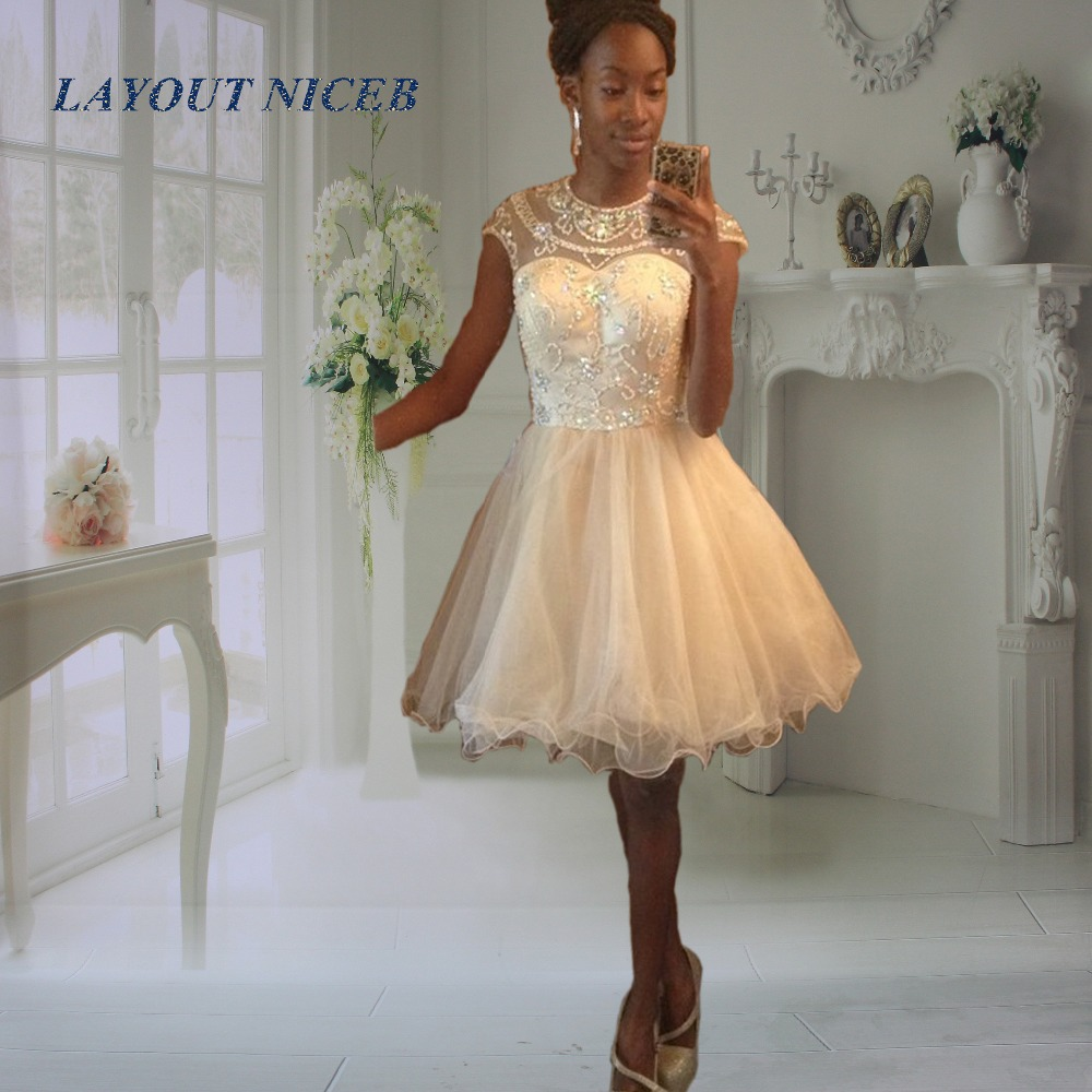 Online Buy Wholesale prom dresses for short girls from China prom ...