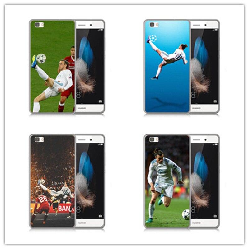 KULIAI The The UEFA Champions League BALE Upside down hard Phone Case For Huawei P8/P9/P10/P20 lite P9plus P10plus