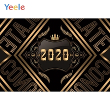 Yeele New Year Photocall Vintage Family Party Decor Photography Backdrops Personalized Photographic Backgrounds For Photo Studio недорого