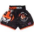 MMA Tiger Muay Thai boxen boxen spiel Sanda training atmungsaktive shorts muay thai kleidung boxen Tiger Muay Thai mma|muay thai mma|shorts muayshorts muay thai -