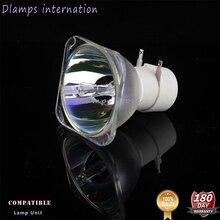 UHP 190/160W 0,8 совместимый проектор неэкранированная лампа для Philips BENQ acer Nikon Infocus NEC проекторы