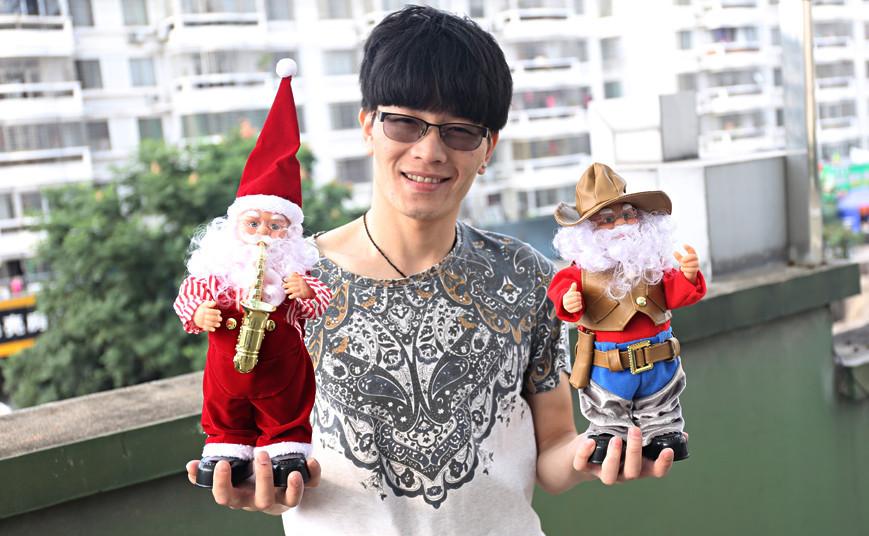 dancing santa-9