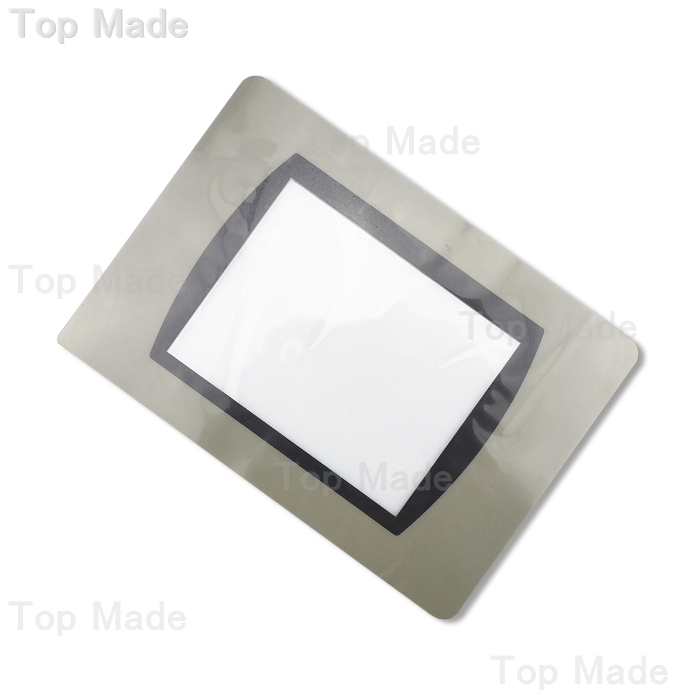 Brand New Protective Film For Allen-Bradley PanelView C600 2711C-T6M Screen HW54 YD new membrane or protective film for allen bradley panelview plus 1250 2711p t12 all series hmi free ship 1 year warranty