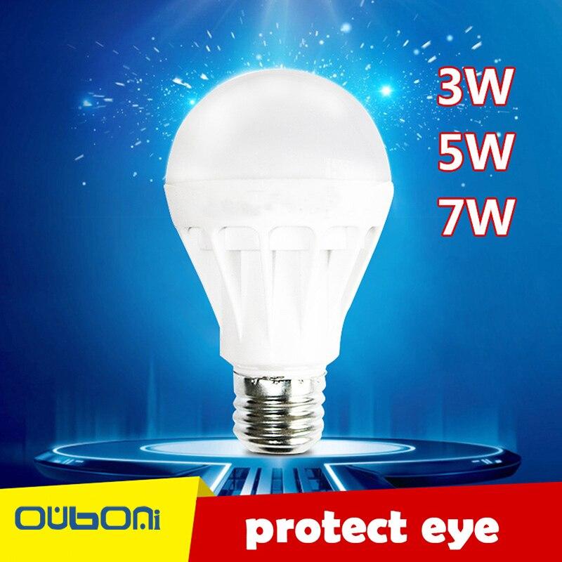 GEEXONG Brand NEW LED Lamp 3W 5W 7W LED Bulb Bulbs Light ...