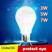 GEEXONG Brand NEW LED Lampa 3 W 5 W 7 W Żarówka LED Żarówki Światła Oświetlenie Zimne białe/ciepły biały AC 110 V