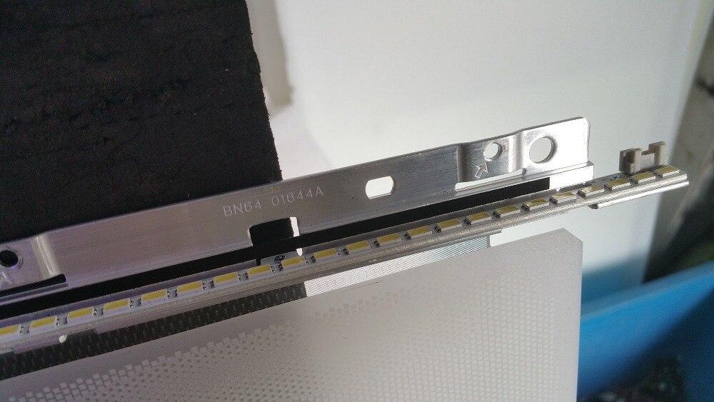 Image 5 - (New kit) 2 PCS*72LEDs 510mm LED backlight strip 2011SVS46 5K6K  LEFT RIGHT H1B 1CH for UA46D6000SJ BN64 01644A  LTJ460HW03 Hbarbar  barbar led