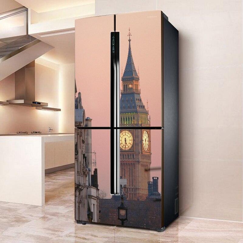 Лондон үлгілері Дизайн Өзін-өзі - Үйдің декоры - фото 4