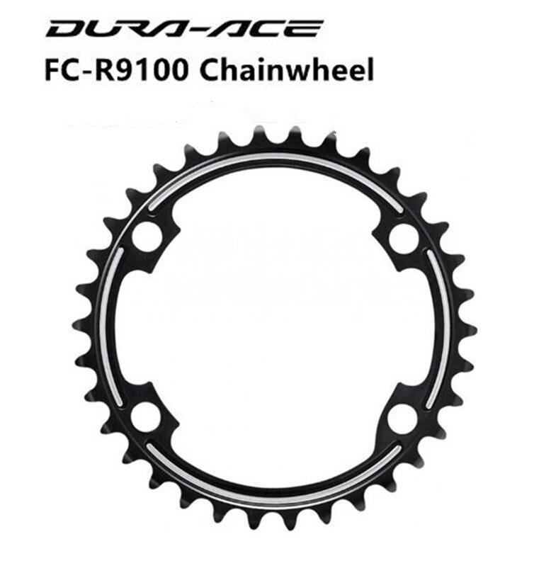 SHIMANO DURA-ACE FC-R9100 manivelle de vélo de route et roue à chaîne Dura Ace R9100