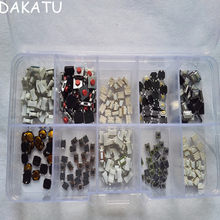 Dakatu 10 Jenis Taktil Push Button Switch Kunci Mobil Remote Kunci Tombol Microswitch untuk Hyunda Kia VW Toyota Buick(China)