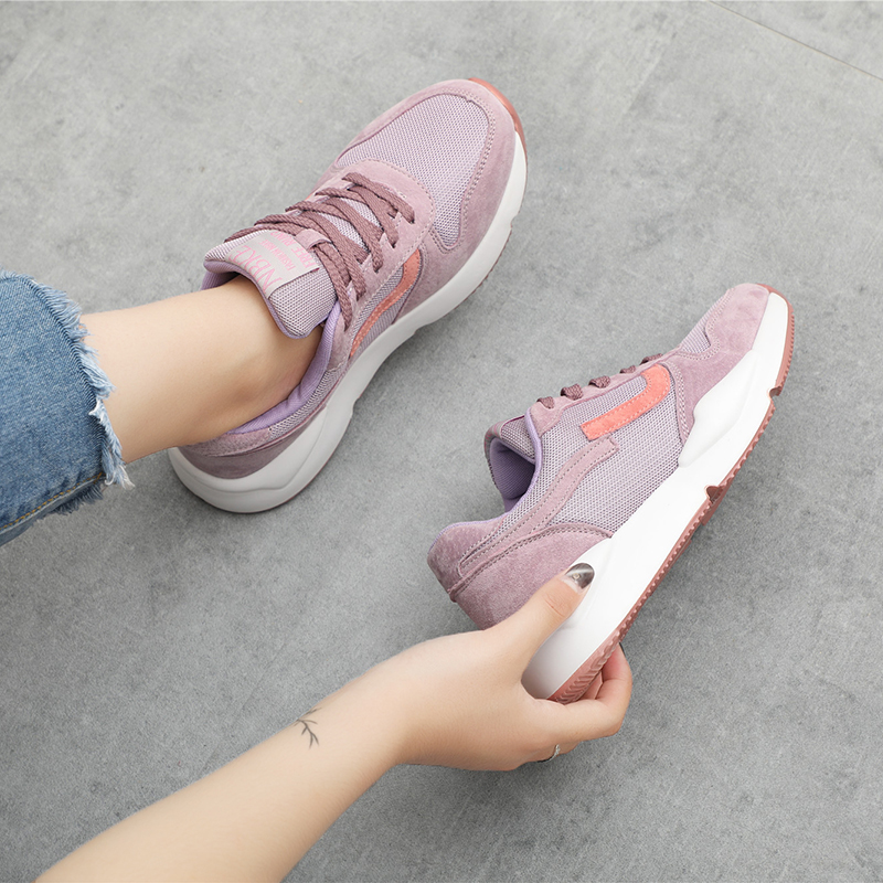 Casual Tir Chaussures De Femmes Rue Sauvage 2 La 1 Nouveau Harajuku Zw68qO