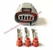 20 Sets Sumitomo 6189 0027 3 Pin female Vehicle Speed Sensor Automobile Connector Sealed