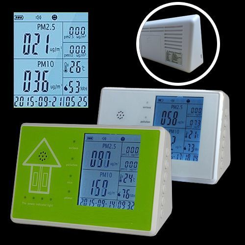 Indoor air quality monitor will guide us to know the quality of life environment buy monitor guide