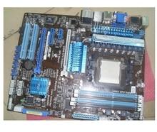 Original M4A89GTD Pro USB3 Socket AM3,Chipset 890GX,DDR3 ATX,motherboard/mainboard