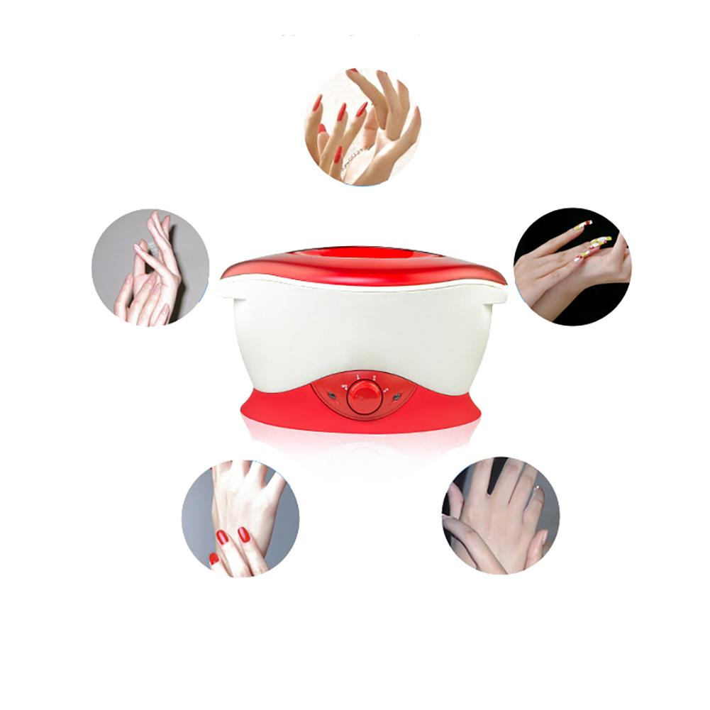 EU Plug Wax Warmer Machine Smart Constant Temperature Wax Heating Beauty Salon Manicure Tool Hair Removal Heating Wax Machine - 6