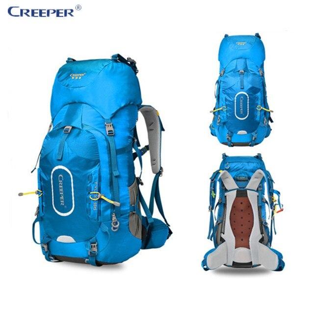 Outdoor Hiking Backpack Camping Bag Waterproof Tactical Trekking Mountaineering Backpack Sports Bag rucksack sac a dos randonnee