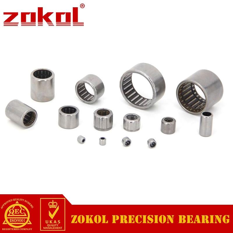 ZOKOL Bearing HFL0308 HFL0408 HFL0615 One Way Needle Roller Bearing 3*3.6*8mm 4*8*8mm 6*10*15mm