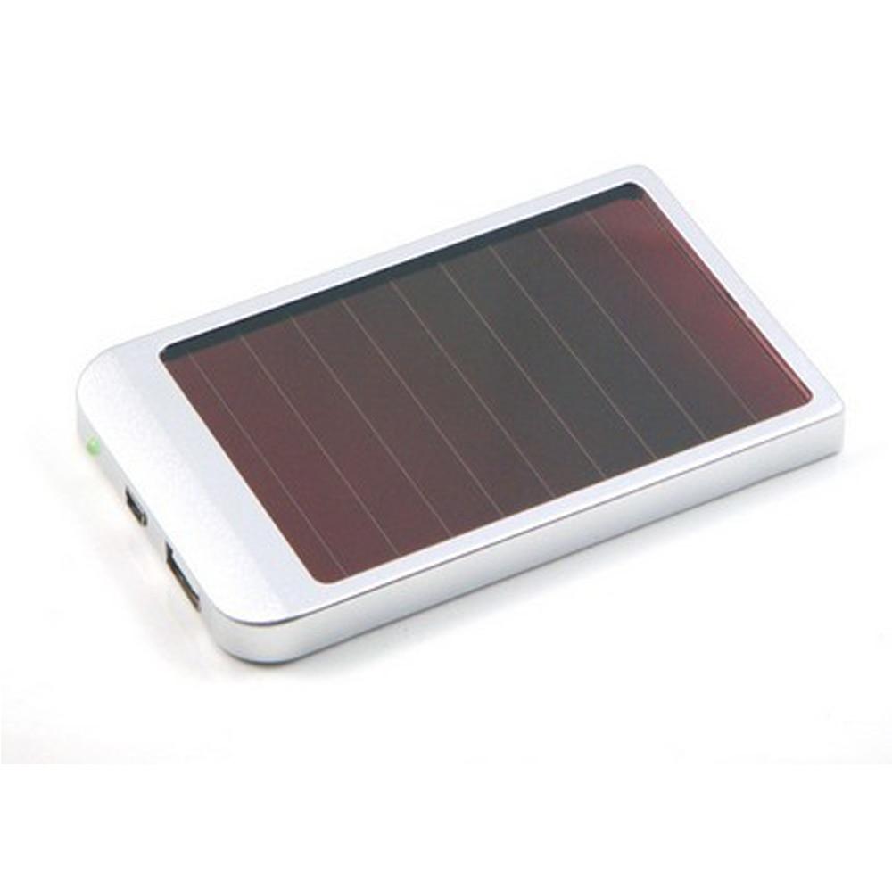 5600mah Mobile Solar Panel Charger Solar External Battery