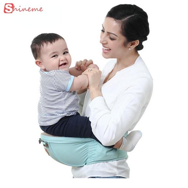 Muti-función de alta calidad suave cómodo porta bebé sling hipseat mochila niño niños mochilas niños niñas