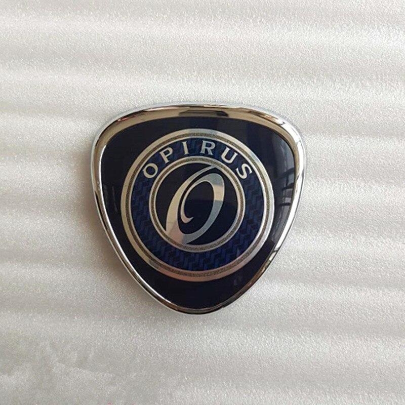 1 pc genuino frente capa logotipo emblema 01