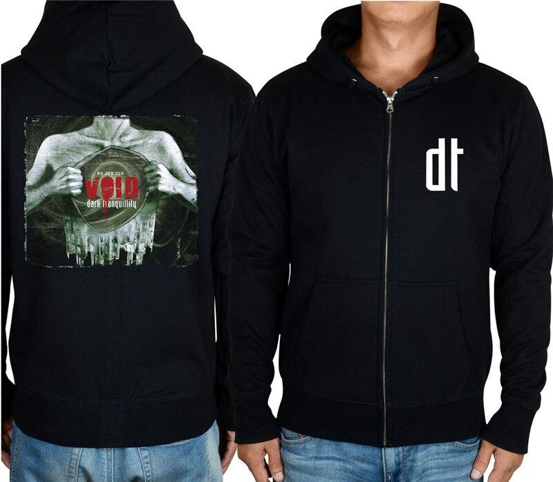 18 видов молнии темное спокойствие группа рок толстовки куртка с черепом 3D брендовая рубашка панк смерти темный свитер в стиле хеви-метал XXXL - Цвет: 7