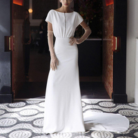 Runway 2019 Summer Designer Women Long Dress Elegant Hollow Out Pearls White Maxi Dress Evening Party Vintage Vestido Verano