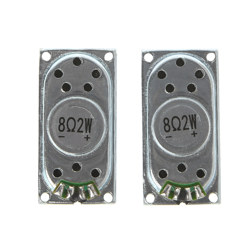 1 Para Mini Audio Lautsprecher 2040 8ohm 2 Watt Für Notebook Computer Lautsprecher Tragbare