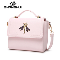 Bag Women S Shoes Made Of Artificial Leather In Retro Style For Women Shoulder Bags Casual