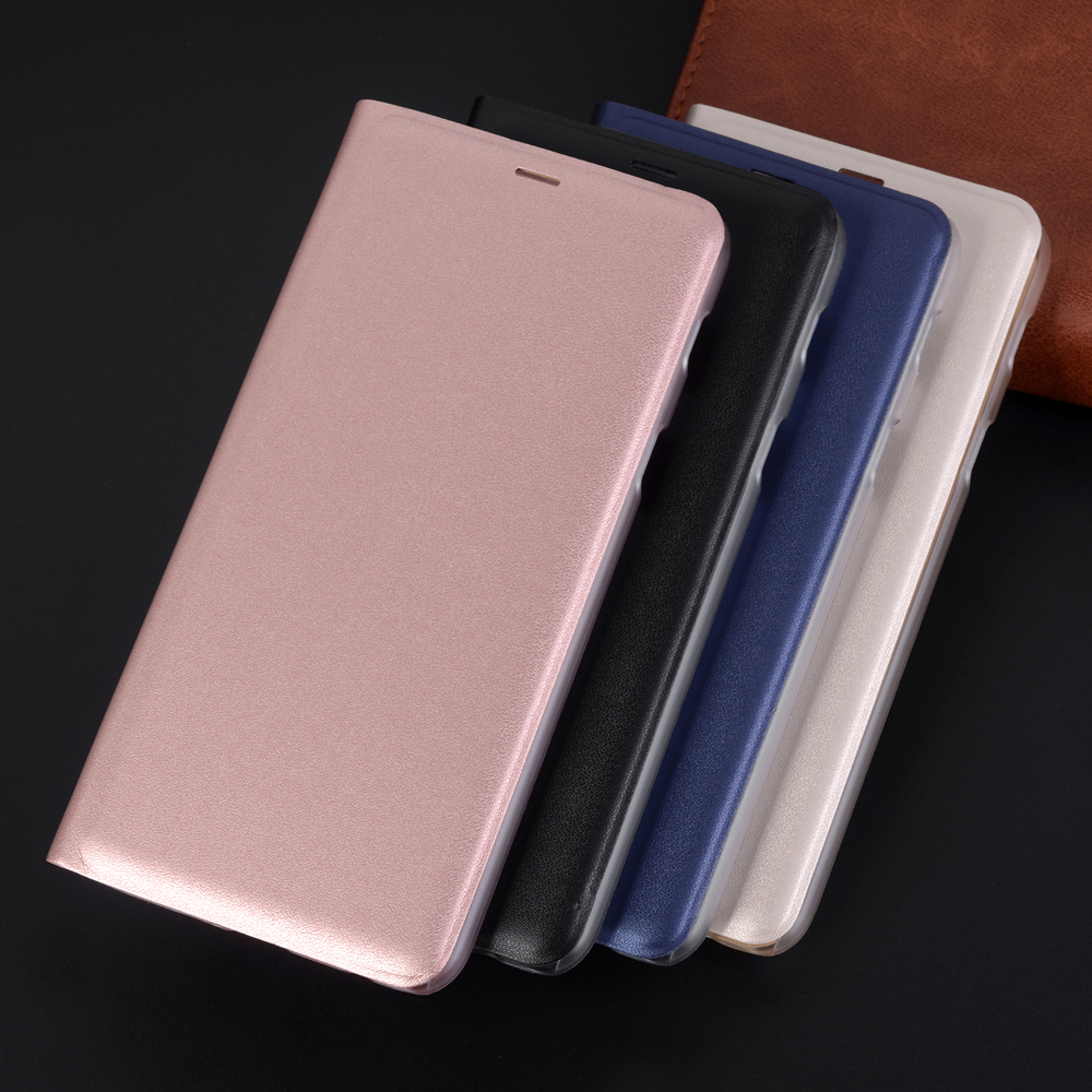 <font><b>Flip</b></font> Cover Leather <font><b>Case</b></font> For <font><b>Samsung</b></font> <font><b>Galaxy</b></font> <font><b>A6</b></font> <font><b>2018</b></font> A 6 Plus A6plus SM A600 A605 A600F A600FN A605F A605FN <font><b>A6</b></font>+ Wallet Phone <font><b>Case</b></font> image