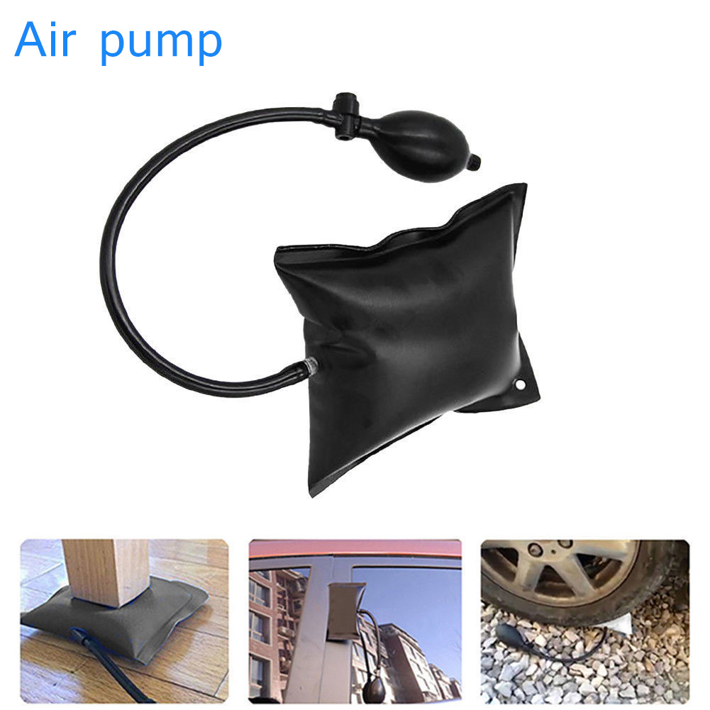Accessories Inflatable Air Pump Wedge Airbag Air