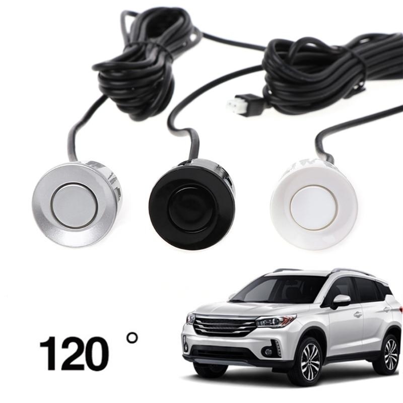 Parking Car Sensor Reverse Ultrasonic Radar Detection Standby Monitoring System Automobiles Parking Sensors