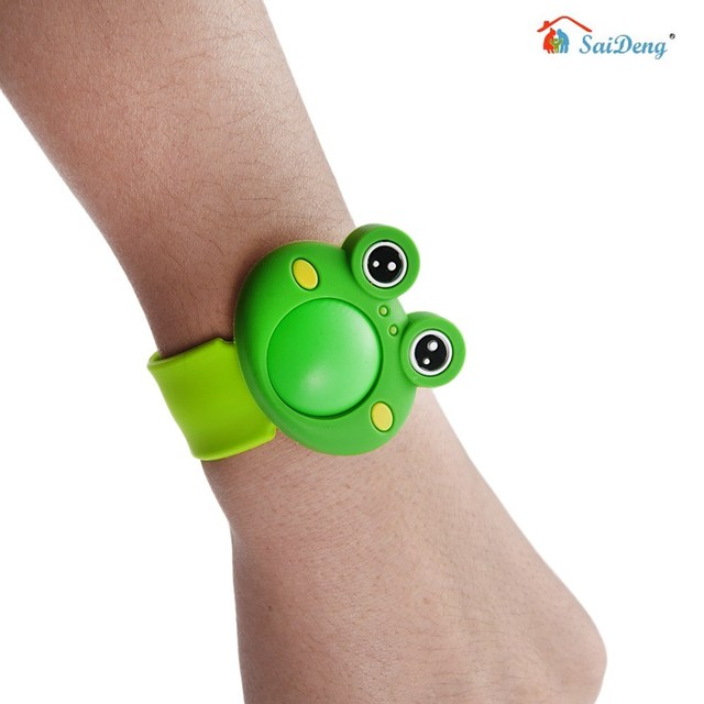 Saideng 100 Natural Mosquito Repellent Bracelet Bug Insect
