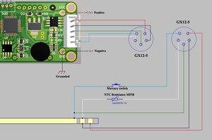 Image 5 - STM32 OLED DIY ערכות T12 הלחמה אלקטרוני הלחמה ריתוך ברזל טיפים טמפרטורת בקר שרות הלם שינה 110 240v 72W