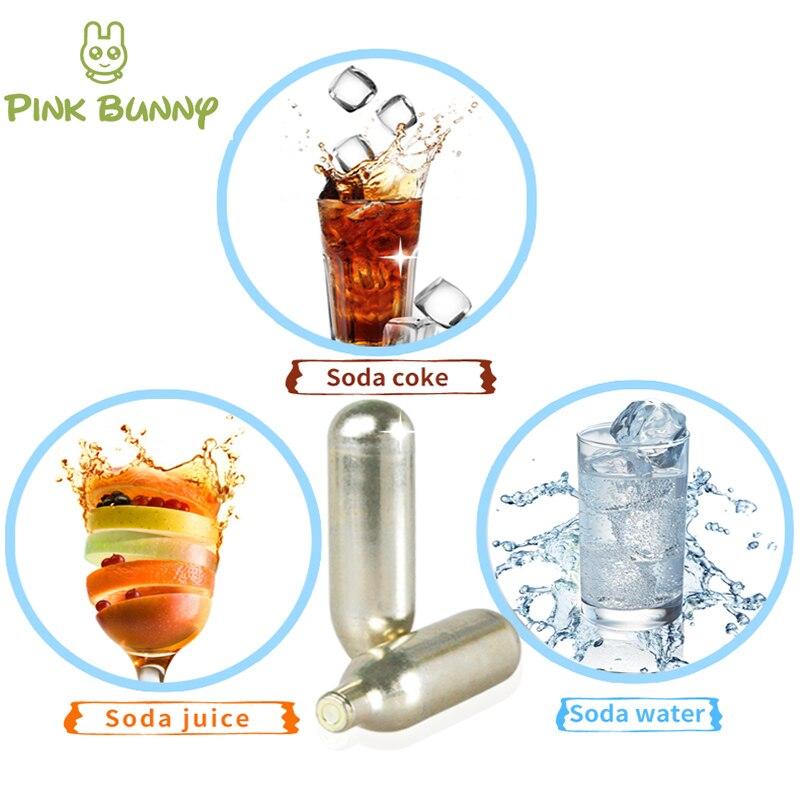diy soda foam cylinders soda stream soda keg co2 charger syphon siphon maker bar soda maker tool kegging beer co2 injector - Sodastream Reviews
