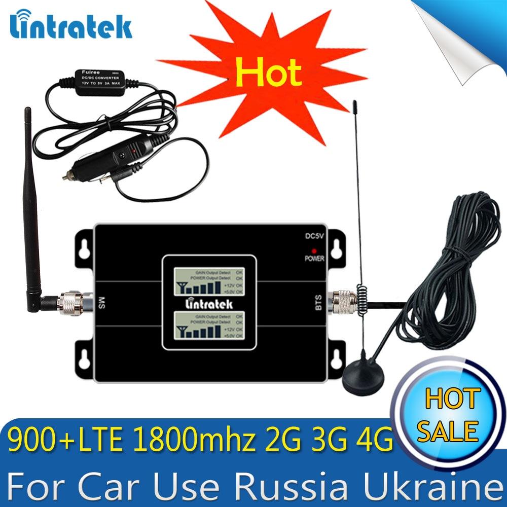 Uso dell'automobile Cellulare Repetidor GSM 900 LTE 1800 2g 4g Ripetitore Del Segnale Del Cellulare Cellulare GSM 4g Segnale ripetitore 4g Amplificatore