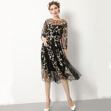 Платья для беременных детей с длинными рукавами; элегантные