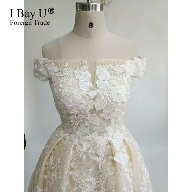 Online Shop Real 2017 Modest Arabic Wedding Dresses Turkey Ball Gown