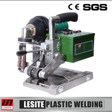 LST700 Geomembrane hot air welder seam sealing welding machine/HDPE membrane welder/plastic welder