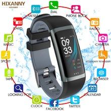 Smart Bracelet P67 Waterproof Heart Rate Blood Pressure Oxygen Fitness Multi Sport Mode Wristband PK 115plus M 3