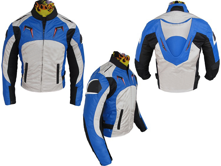 Motorsports MTB Bike Cycling Motocross Mountain Bicycle Moto Jacket With Protector(China)