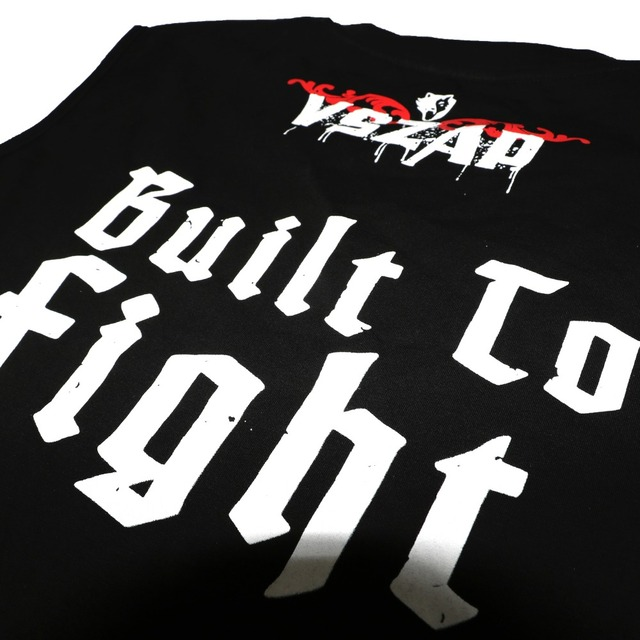 Built To Fight MMA T-Shirt