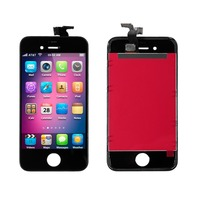 High Quality Screen LCD With Professional Replacement Accessories For IPhone 4 4S Display With Digitizer Touch