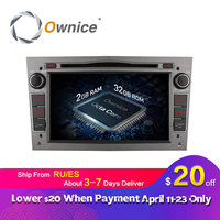 Ownice C500 Quad Core Android 6 0 2 Din 7 Car DVD Player GPS For Vauxhall