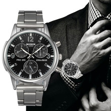 New Luxury Brand Watches Business Men Watch Top Quality Retr