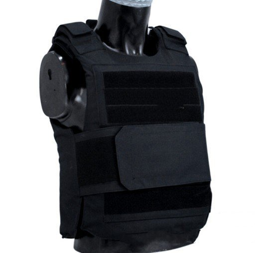 Bullet-proof vest (pluggable steel), protective clothing, outdoor protective clothing