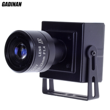 720P/960P Mini 9-22mm manual varifocal lens Network CCTV Securiy Camera POE IP Camera Support ONVIF XMeye