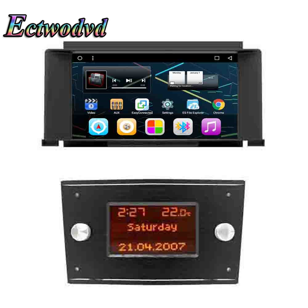 Ectwodvd Quad Core Android 6.0 Car DVD GPS Navigation Radio Stereo for Opel Astra H 2006 2007 2008 2009 2010 2011